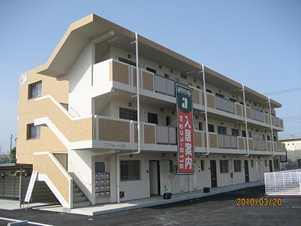 コンフォート柳原